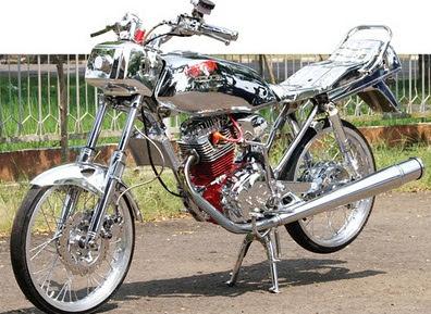 50 Foto Gambar Modifikasi Motor Yamaha Rx King Yang Terbaru