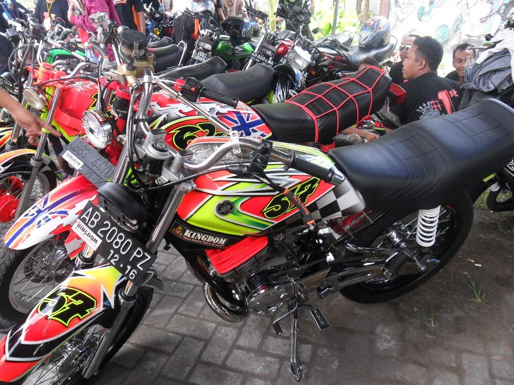 Cara Korek Harian Yamaha Rx King Kenceng Dan Aman Buat